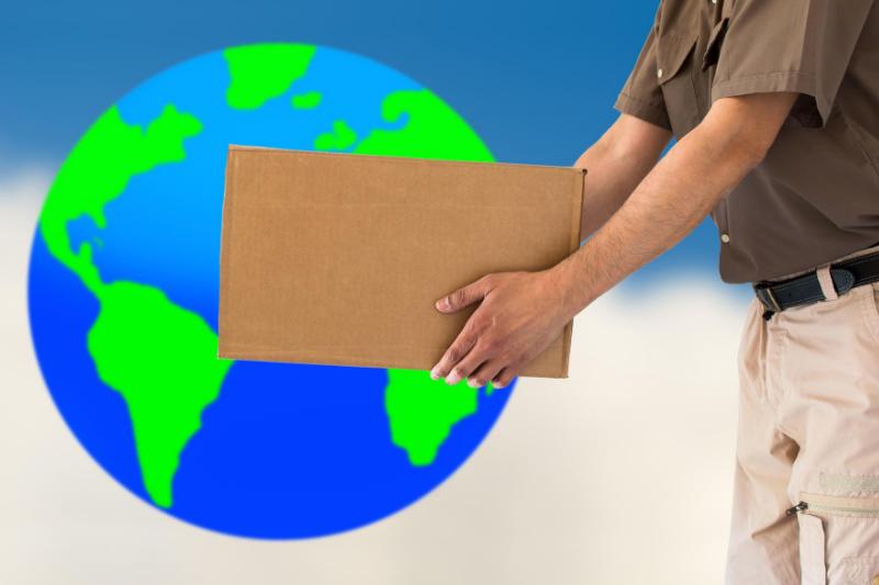 שירות שליחויות בינלאומי